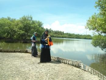 ada danaunya lho :)