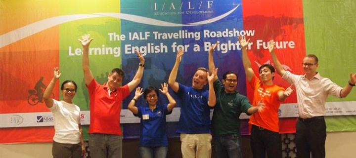 it was so great to meet you all these past few days during the IALF Travelling Roadshow from Rini, Kevin, Eka, Jay, Nick, Franky and Alex. thanks so much too :)